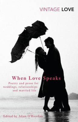 Image of When Love Speaks