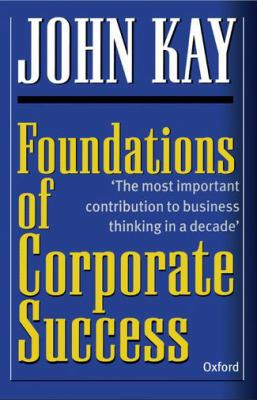 Image of Foundations Of Corporate Success