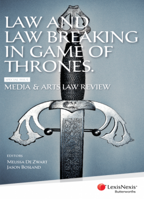 Image of Law And Law Breaking In Game Of Thrones