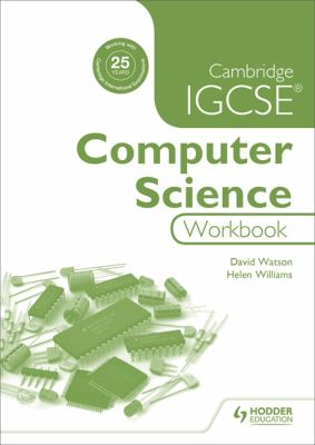Image of Cambridge Igcse Computer Science Workbook