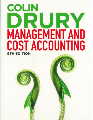 Management And Cost Accounting : With Coursemate & Ebook Access Card