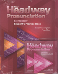 Image of New Headway Pronunciation Elementary Book + Cd Pack