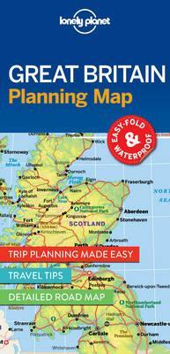 Image of Great Britain Planning Map