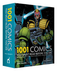 1001 Comic Books To Read Before You Die
