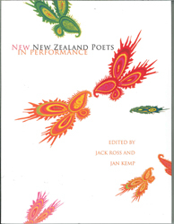 Image of New New Zealand Poets In Performance