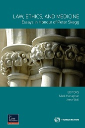 Image of Law Ethics And Medicine Essays In Honour Of Peter Skegg