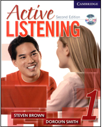Active Listening 1 Students Book With Self Study Cd 2nd Edition