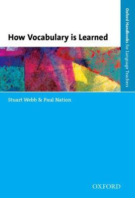 Image of How Vocabulary Is Learned