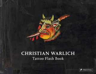 Image of Christian Warlich Tattoo Flash Book