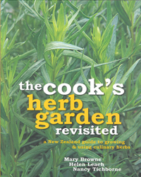 Image of Cooks Herb Garden Revisited A New Zealand Guide To Growing And Using Culinary Herbs