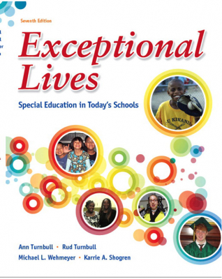 Image of Exceptional Lives : Special Education In Today S Schools