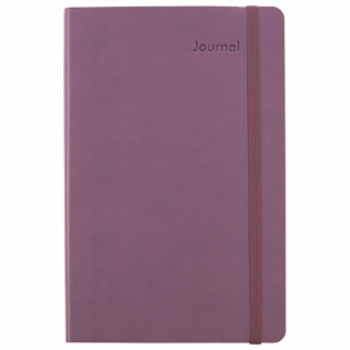 Image of Journal Milford Soft Cover A5 Purple