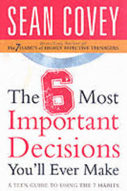 Image of The 6 Most Important Decisions You'll Ever Make : A Guide For Teens