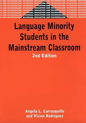 Image of Language Minority Students In The Mainstream Classroom 2nd