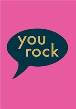 Image of You Rock : Greeting Card