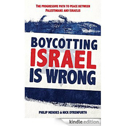 Image of Boycotting Israel Is Wrong : The Progressive Path To Peace Between Palestinians And Israelis