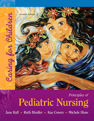 Image of Principles Of Pediatric Nursing : Caring For Children