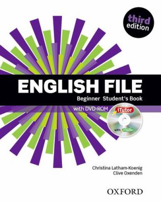 English File : Beginner : Student's Book & Itutor