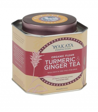 Image of Harney Tea : Turmeric And Ginger