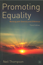 Image of Promoting Equality : Working With Diversity And Difference