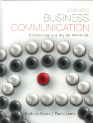 Image of Lesikars Business Communication : Connecting In A Digital World