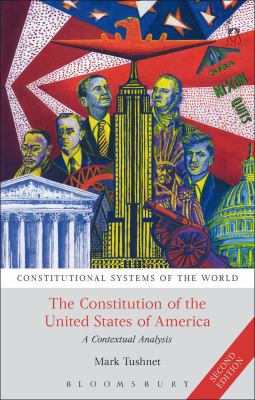 Image of Constitution Of The United States Of America : A Contextual Analysis