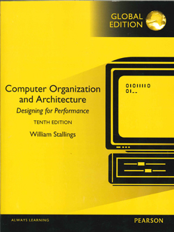 Image of Computer Organisation And Architecture : Designing For Performance : Global Edition