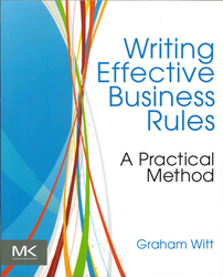 Image of Writing Effective Business Rules