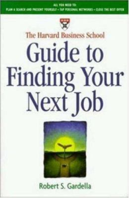 Image of Harvard Business School Guide To Finding Your Next Job