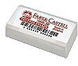 Image of Eraser Faber Castell Pvc Free Small