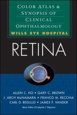 Image of Retina : Colour Atlas And Synopsis Of Clinical Ophthalmology