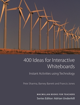 Image of 400 Ideas For Interactive Whiteboards : Instant Activities Using Technology