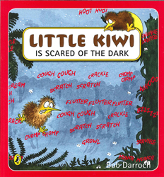 Image of Little Kiwi Is Scared Of The Dark