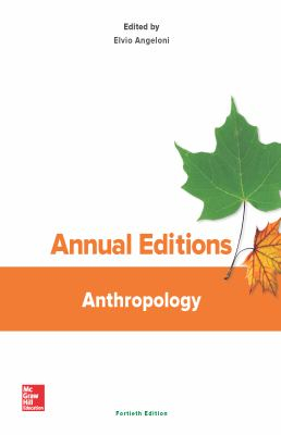 Anthropology : Annual 2017
