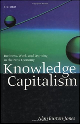 Image of Knowledge Capitalism Business Work & Learning In The New