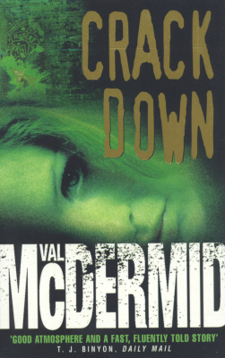 Image of Crack Down : Kate Brannigan Book 3