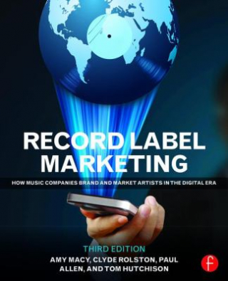 Image of Record Label Marketing