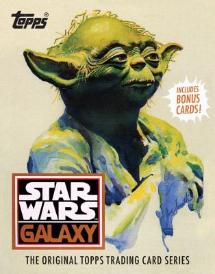 Image of Star Wars Galaxy : The Original Topps Trading Card Series