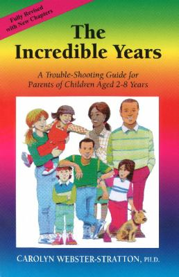 Image of Incredible Years Trouble Shooting Guide For Parents Of Children Aged 2-8