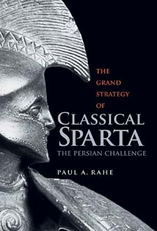 Image of Grand Strategy Of Classical Sparta : The Persian Challenge
