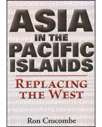 Asia In The Pacific Islands Replacing The West