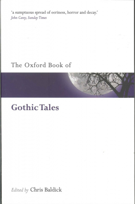 Image of The Oxford Book Of Gothic Tales