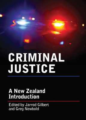 Image of Criminal Justice : A New Zealand Introduction