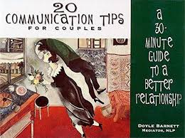 Image of 20 Communication Tips For Couples : A 30-minute Guide To A Better Relationship