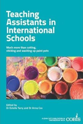 Image of Teaching Assistants In International Schools More Than Cutting Sticking And Washing Up Paint Pots