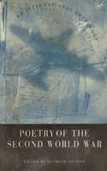 Image of Poetry Of The Second World War