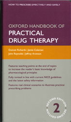 Image of Oxford Handbook Of Practical Drug Therapy