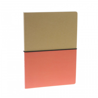 Image of Notebook Hibi A5 Orange