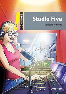 Image of Studio Five : Dominoes Reader Level 1 Audio Pack
