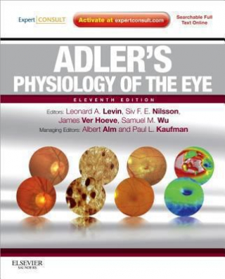 Image of Adler's Physiology Of The Eye